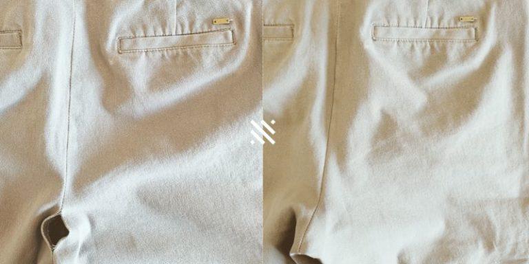 Pantalon (trou)